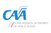 logo of caa